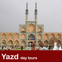 Yazd day tours