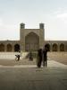 Vakil mosque courtyard