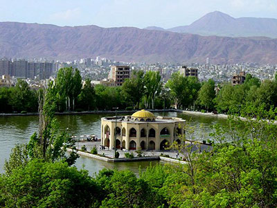 Tabriz-Ilgoli-mansion-park
