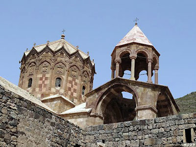 Tabriz-Jolfa-Saint-Stepanus-church