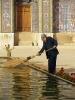 Nasir Almolk mosque care taker