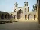 Nasirolmolk mosque courtyard