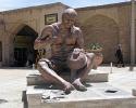 redsmith statue