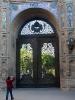 Tehran national gate