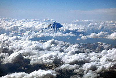 Damavand-peak