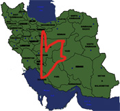 thumb map-Iran-culinary-tour