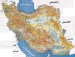 map-iran-trip-roads