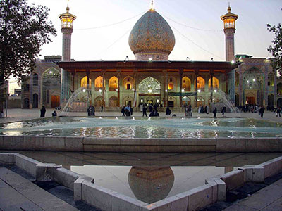 shahcheragh-shrine-dome-touring-Shiraz